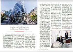 Freddie Achom - 28 european business magazine autumn edition 2017